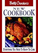Betty Crocker New Cookbook Book