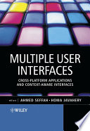 Multiple User Interfaces Book