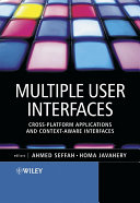 Multiple User Interfaces
