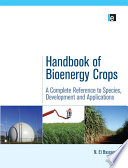 Handbook Of Bioenergy Crops Book PDF