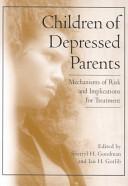 Children of Depressed Parents