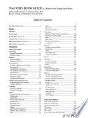 Horn Book Guide  , Volume 18,Edições 1-2