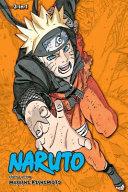Naruto (3-in-1 Edition), Vol. 23