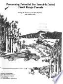 USDA Forest Service Resource Bulletin RM  Book