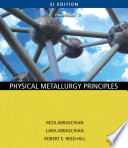 Physical Metallurgy Principles Si Version Book PDF