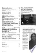 Zeitschrift für Kulturaustausch