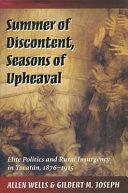 Summer of Discontent  Seasons of Upheaval