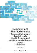 Geometry and Thermodynamics