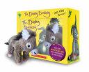 Dinky Donkey  the Box Set plush minibook