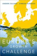 Europe's Growth Challenge Pdf/ePub eBook