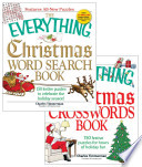 The Everything Christmas Crossword and Word Search Bundle