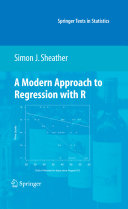 A Modern Approach to Regression with R