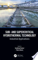 Sub And Supercritical Hydrothermal Technology Book PDF