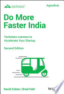 Do More Faster India Book