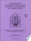 Industrial and Engineering Applications of Artificial Intelligence and Expert Systems Book