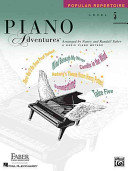 Piano Adventures Level 5 Book