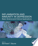 Inflammation and Immunity in Depression Book