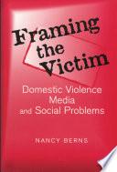 Framing the Victim