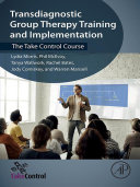 Transdiagnostic Group Therapy Training and Implementation Pdf/ePub eBook
