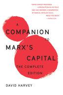 A Companion To Marx's Capital Pdf/ePub eBook