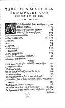 Le Combat de Mutio Iustinopolitain, avec les responses chevaleresses... Traduict d'italien en Français par Antoine Chapuis Dauphinois...