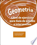 Geometry, Spanish Study Guide and Intervention Workbook