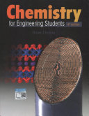 Chemistry for Engineering Students Book