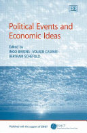 Pdf Political Events and Economic Ideas Telecharger