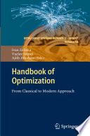 Handbook of Optimization