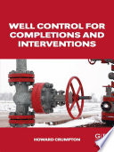 Well Control for Completions and Interventions Book