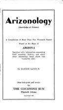 Arizonology  knowledge of Arizona