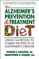 The Alzheimer S Prevention And Treatment Diet Book PDF