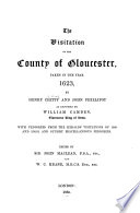 The Visitation of the County of Gloucester