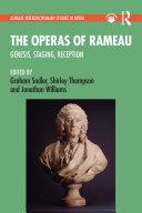 Pdf The Operas of Rameau Telecharger