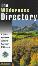 The Wilderness Directory