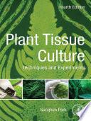 Plant Tissue Culture Book