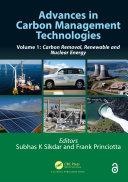 Advances in Carbon Management Technologies Pdf/ePub eBook