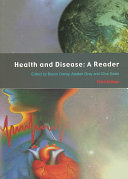 Health And Disease  A Reader Book
