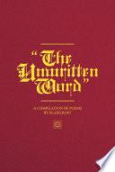 The Unwritten Word Book