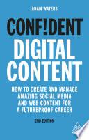 Confident Digital Content Book