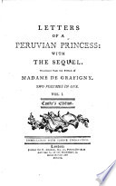 Letters Of A Peruvian Princess