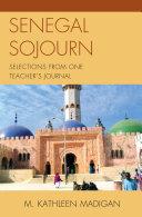 Senegal Sojourn Pdf/ePub eBook