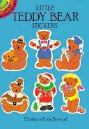 Little Teddy Bear Stickers
