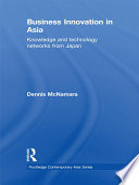 Business Innovation In Asia Book PDF