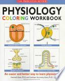 Physiology Coloring Workbook Book