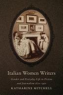 Pdf Italian Women Writers