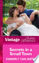 Secrets in a Small Town  Mills   Boon Vintage Superromance   Mama Jo s Boys  Book 3