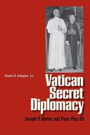Pdf Vatican Secret Diplomacy Telecharger
