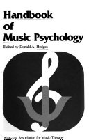 Handbook Of Music Psychology