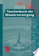 Taschenbuch der Wasserversorgung